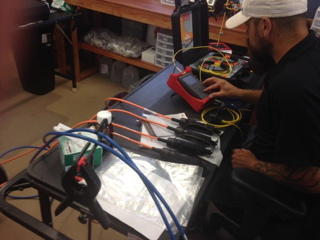 HartLine Supply - Tech Testing Cables 2 (testing)