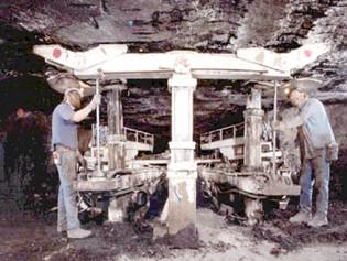 Underground Mining Applications Hartline Supply Inc